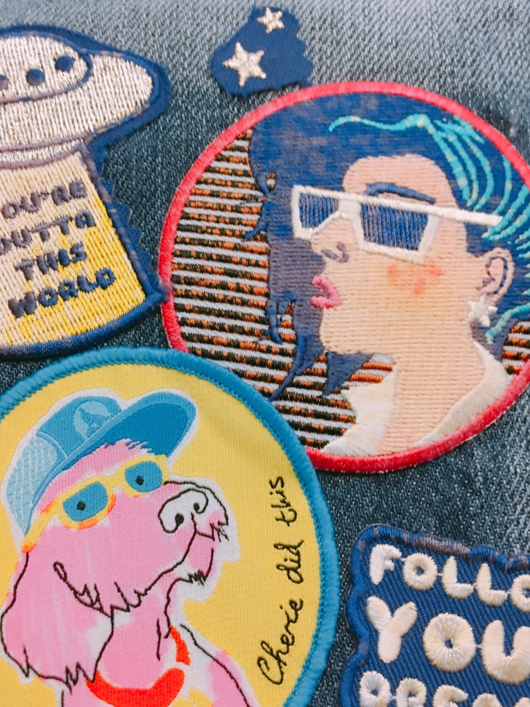 Iron on Patches