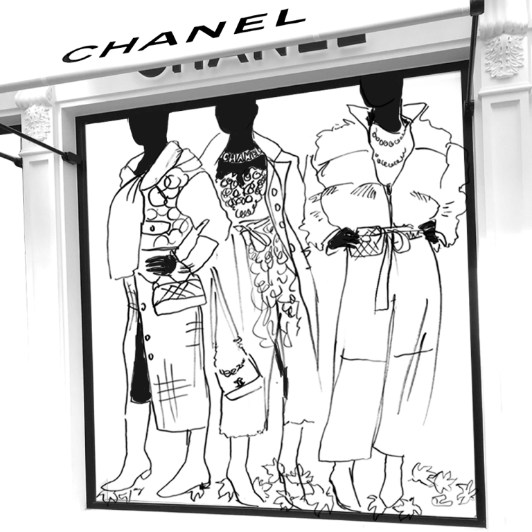 The new Chanel Store